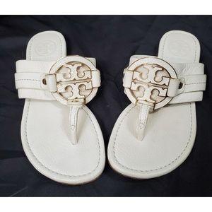 Tory Burch Amanda Sandals Size 5.